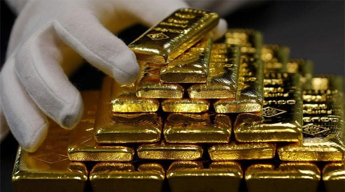 Gold rate increased Rs 29,600 per tola in 2019