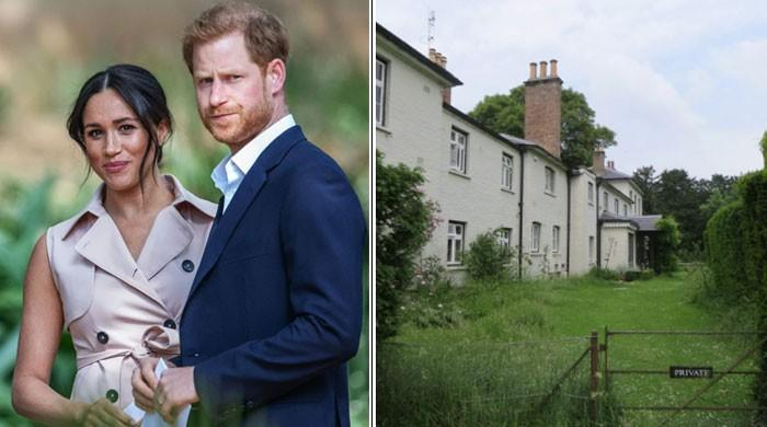 Harry, Meghan Markle to pay rent for Frogmore Cottage home after royal exit