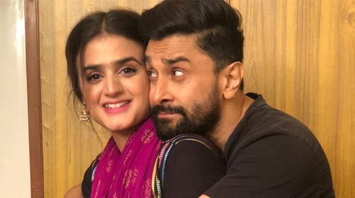 Hira Mani's husband Salman Sheikh all praises for wife as he lauds her acting prowess