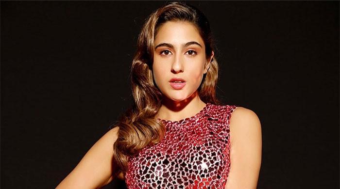 Sara Ali Khan 'falls in love with life'