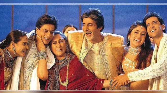 Karan Johar calls 'Kabhi Khushi Kabhi Gham' a 'big slap on his face'