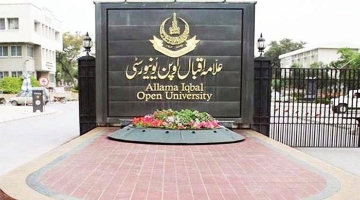 AIOU holds projects exhibition to promote research culture
