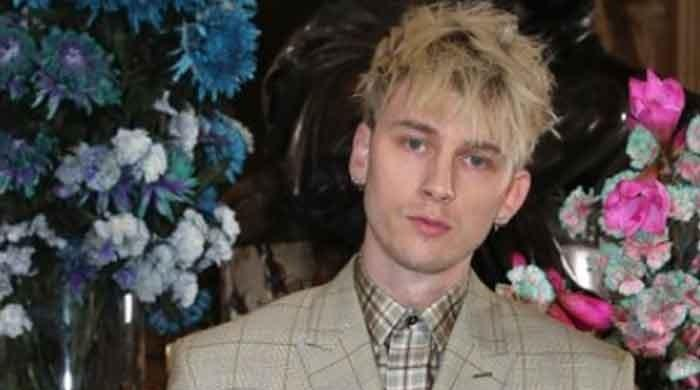 Machine Gun Kelly gets his car destroyed in road accident after bashing Eminem
