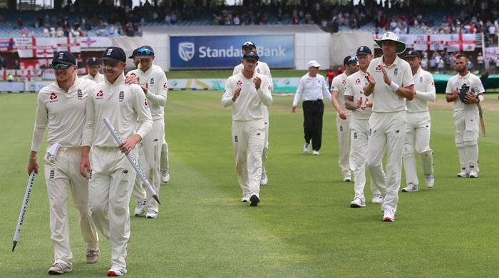 England captain Root praises 'brilliant' team after South Africa win