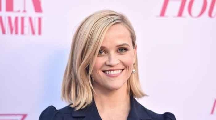 Reese Witherspoon reacts to Jennifer Aniston's win at SAG awards 2020