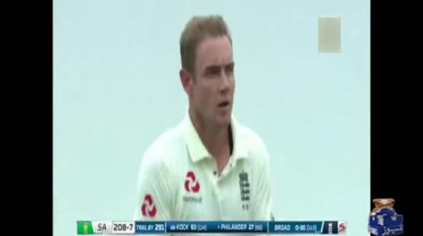 England beat SA by an innings and 53 runs