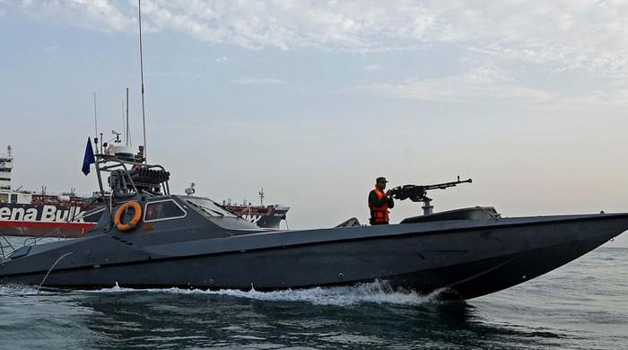 Eight EU countries want joint naval force to patrol Strait of Hormuz: France