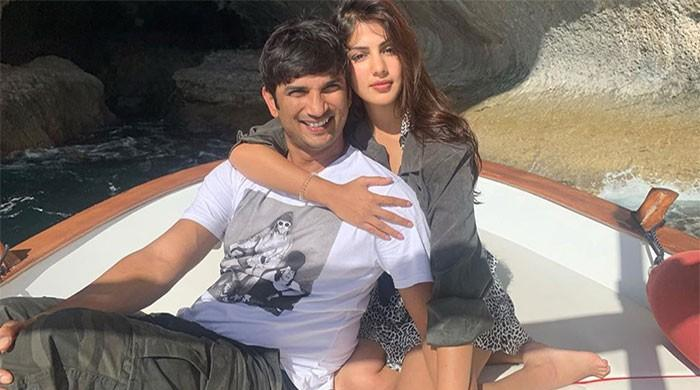 Rhea Chakraborty, Sushant Singh Rajput make their relationship public