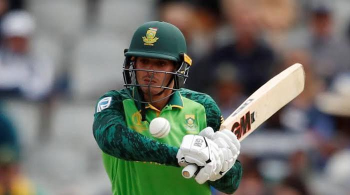 South Africa names Quinton de Kock as ODI captain