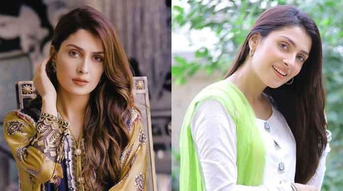Ayeza Khan shares hilarious meme on
