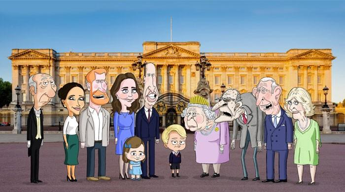 Animated British royal comedy 'The Prince' to make debut on HBO Max