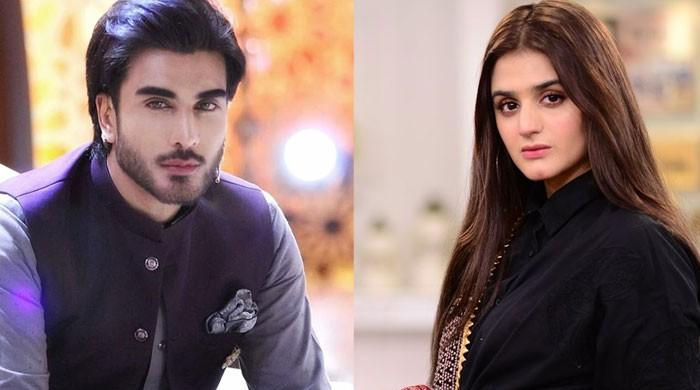 Hira Mani consoles Imran Abbas after his emotional post on father's death