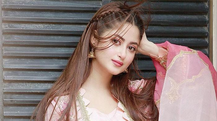 Sajal Ali nominated for 'Best TV Actress' award at PISA 2020