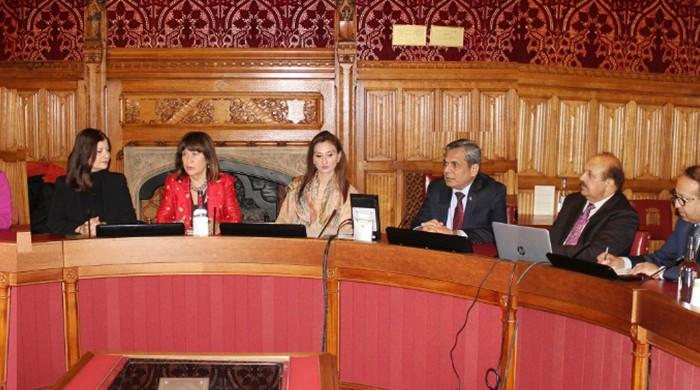 House of Lords conference told about Indian atrocities in Kashmir
