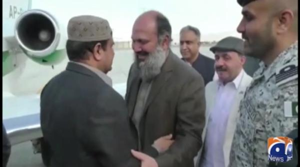 وزیراعلیٰ پنجاب کا دورہ بلوچستان