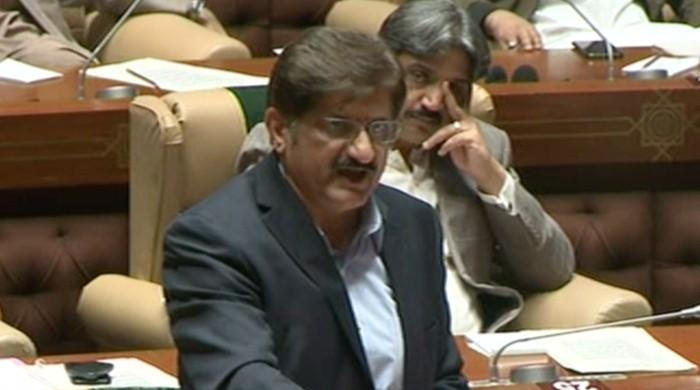 Sindh CM says IGP Kaleem Imam a 'failed police officer'