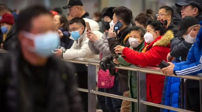 Lunar New Year events cancelled in Beijing over virus fears