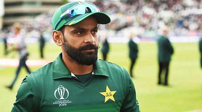 Hafeez to take bowling action test as per ECB's call