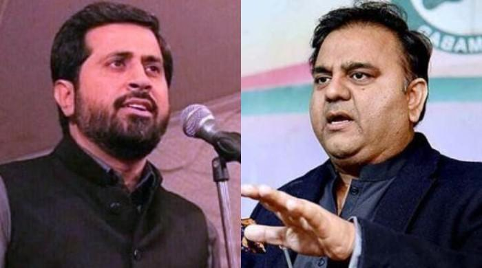 Fayyaz Chohan 'laments' Fawad Chaudry's criticism of CM Buzdar's governance