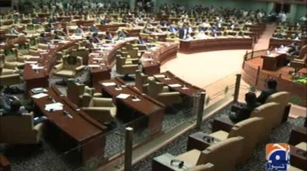 Sindh CM expresses anger in assembly over IG issue