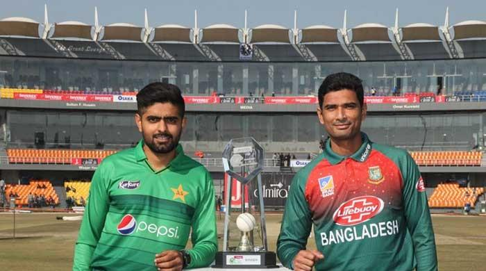 Pakistan eyeing series win over Bangladesh to maintain dominance in T20 rankings