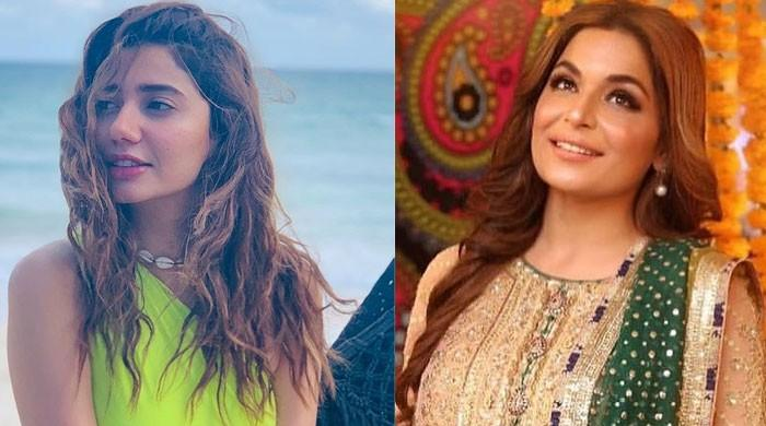 Meera strongly criticizes Mahira Khan