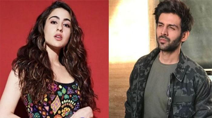 Kartik Aaryan drops hilarious comment on Sara Ali Khan's Instagram post