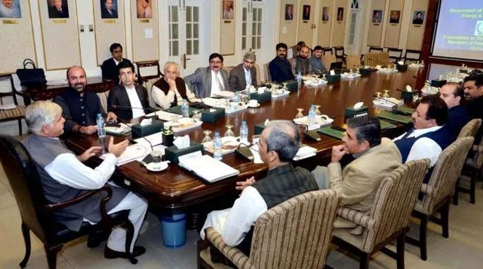 KP cabinet decides to merge Levies with police