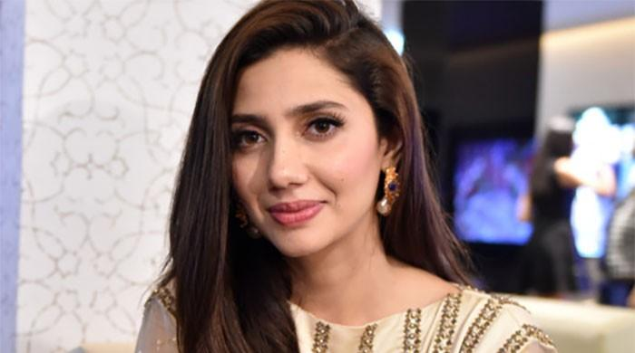 Mahira Khan celebrates three years of success of film 'Raees'