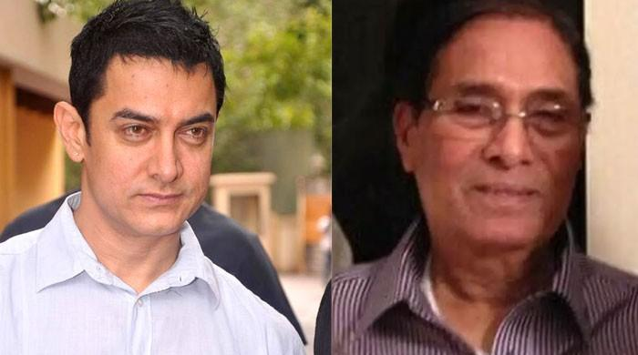 Aamir Khan saddened over demise of Bollywood producer Vinay Sinha