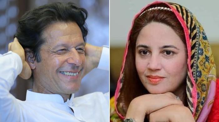 Zartaj Gul all praises for PM Imran's 'killer smile'