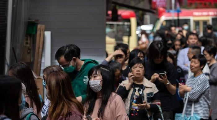 Hong Kong declares coronavirus outbreak as