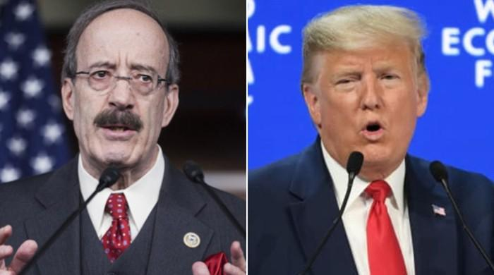 Engel tells Trump to 'back off' from waging war against Iran