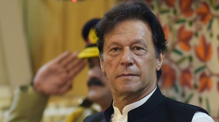 PM Imran slams 'irresponsible' statement by Indian army chief