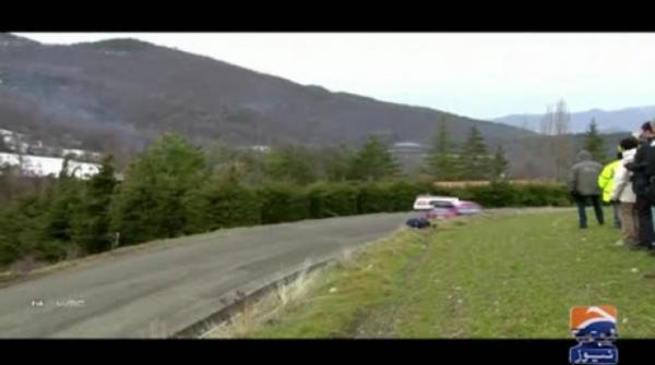 World Rally champion Ott Tanak retires from Monte Carlo race after massive crash