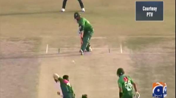 Hafeez played extraordinary innings: Babar Azam
