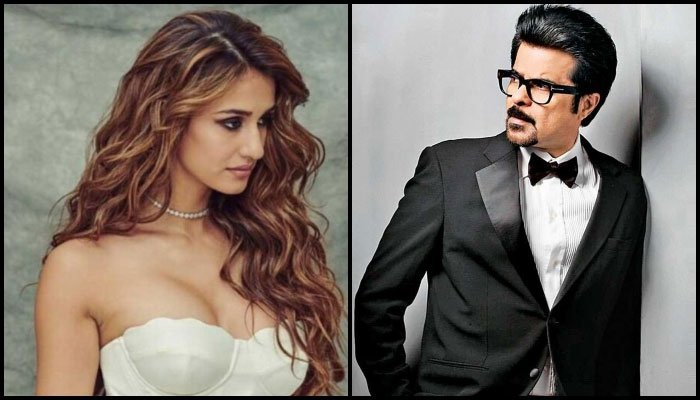 Disha Patani Stoked About Working With Anil Kapoor In Malang
