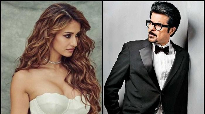 Disha Patani stoked about working with Anil Kapoor in 'Malang'