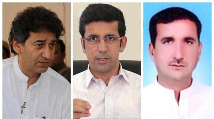 Differences in KP government come out in the open after dismissal of three ministers