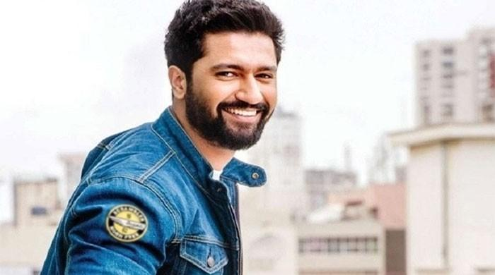Watch: Vicky Kaushal plays cricket with childhood friends