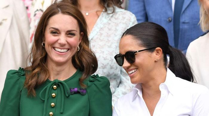 Meghan Markle and Kate Middleton stopped talking after the royal split