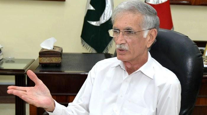Conspiracy against KP govt foiled, says Pervez Khattak