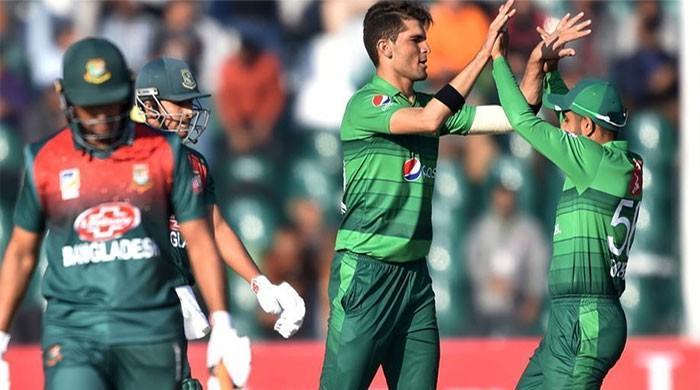 Pakistan vs Bangladesh 3rd T20I Match Rained Off