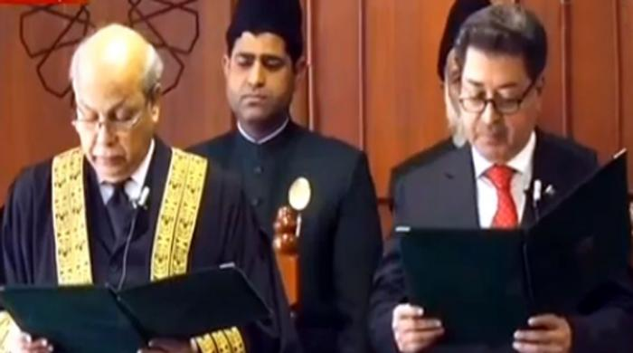Sikandar Sultan Raja sworn in as the new chief election commissioner