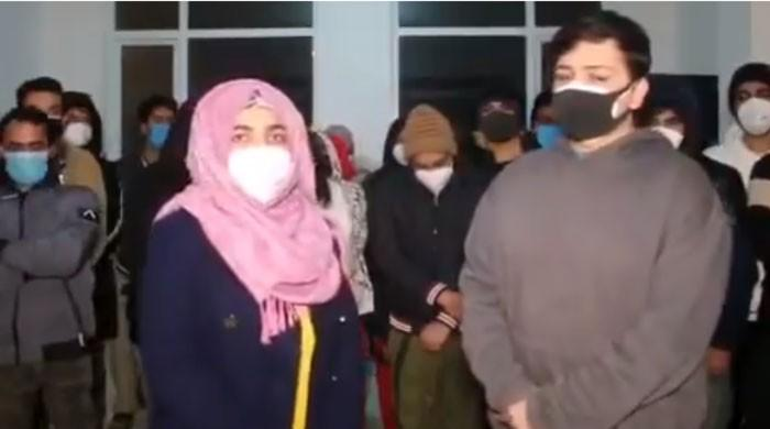 Pakistani students in Wuhan plead with govt for their immediate evacuation