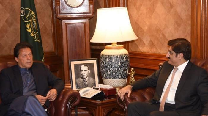 PM Imran, CM Murad agree on Mushtaq Mehar as new Sindh IGP