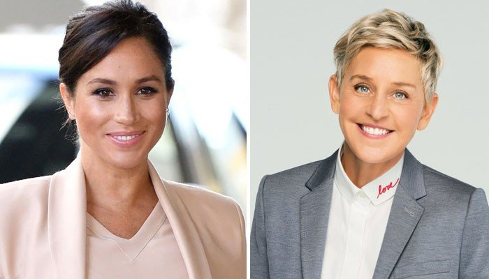 Meghan Markle is not giving an interview to Ellen DeGeneres: royal source - Geo News