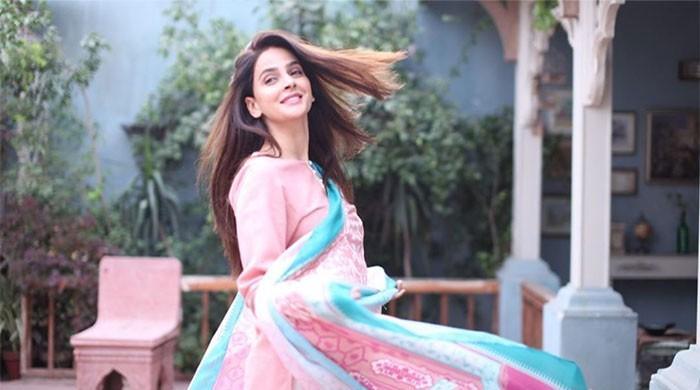 Saba Qamar signs another film after 'Kamli'