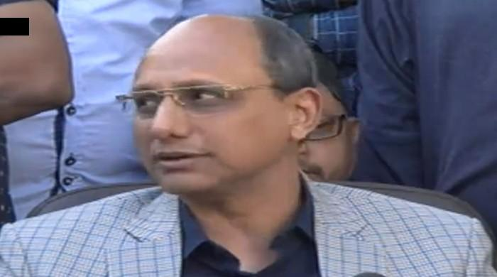 Saeed Ghani mocks IG Sindh, says he should be named 'PTIG'