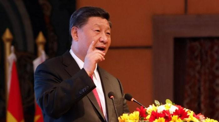 China facing serious fight against 'demon epidemic': President Xi